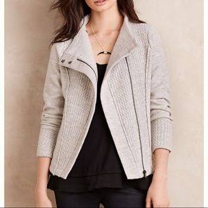 Anthropologie sparrow wool jacket
